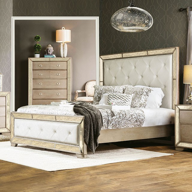 Furniture Of America Loraine Bed