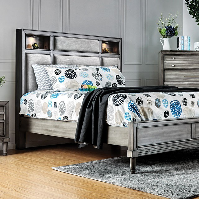 furniture of america daphne bed. Black Bedroom Furniture Sets. Home Design Ideas