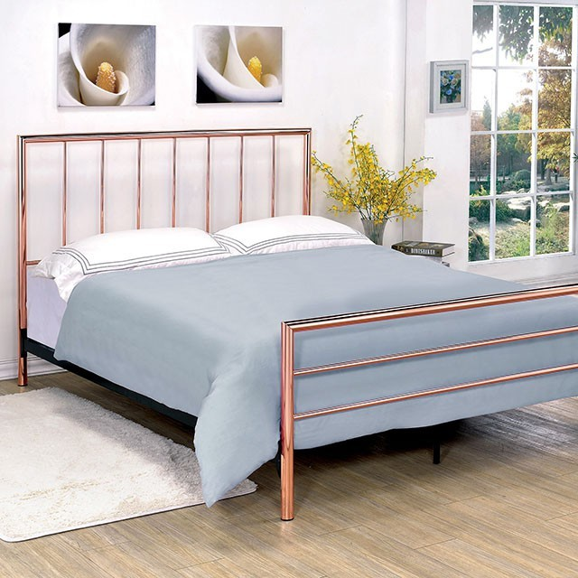 Furniture of america bed diana for Diana bedroom set
