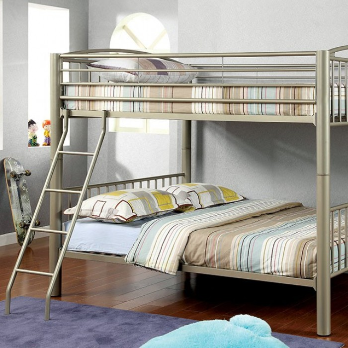 furniture of america lovia bunk bed. Black Bedroom Furniture Sets. Home Design Ideas