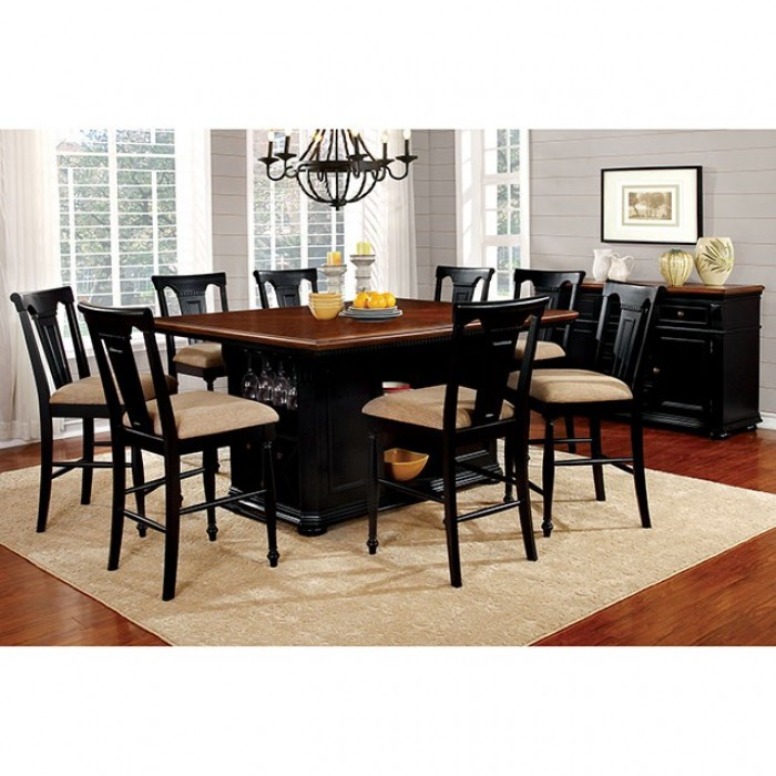 furniture of america sabrina server. Black Bedroom Furniture Sets. Home Design Ideas