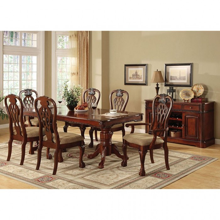 AddThis Sharing ButtonsFurniture of America   Formal Dining Table   Tuscany I. Formal Dining Table. Home Design Ideas