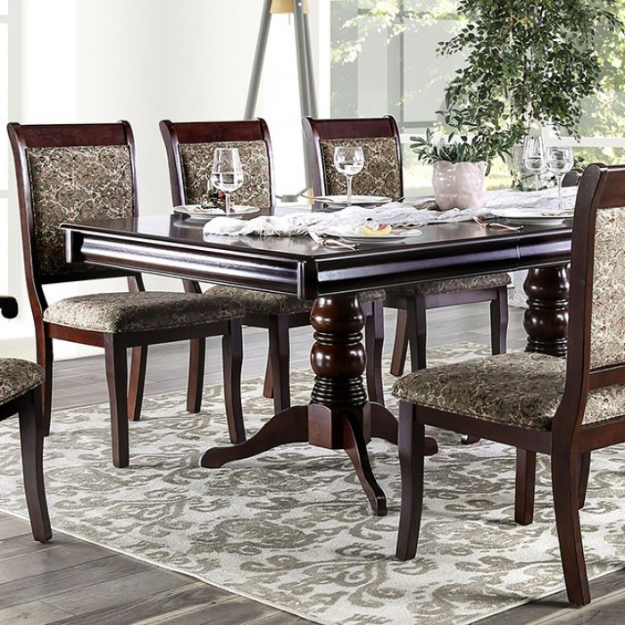 Furniture Of America St Nicholas I Dining Table