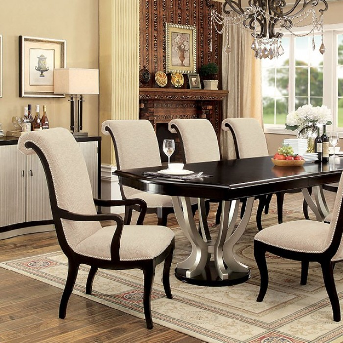 Furniture Of America Dining Table Ornette