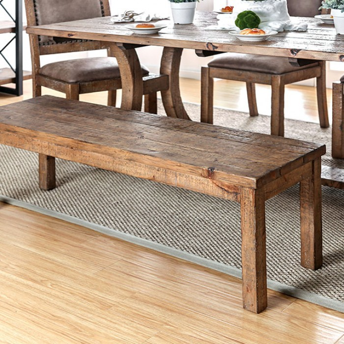 cd61ea7d550a Furniture of America | Gianna | Wooden Bench