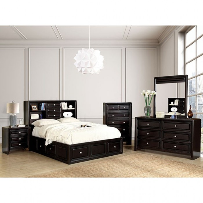 Furniture Of America Yorkville Bed