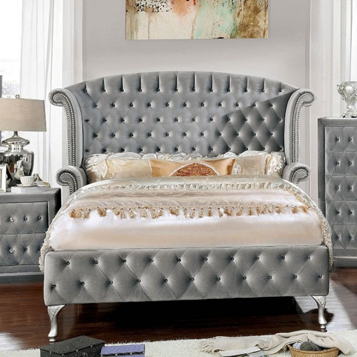 Furniture Of America Alzir Bed
