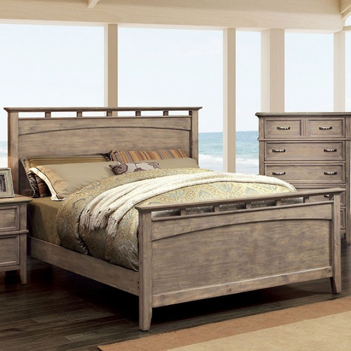 furniture of america | loxley | bed
