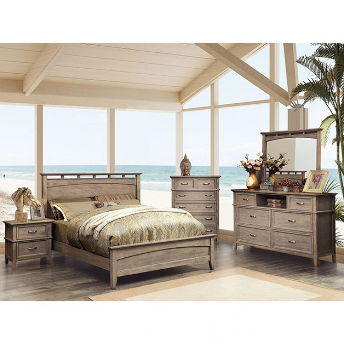 Furniture Of America Loxley Bed