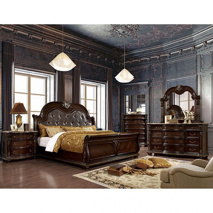 Furniture Of America Fromberg Bed