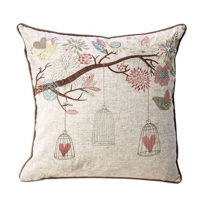 Furniture Of America Macy Throw Pillow