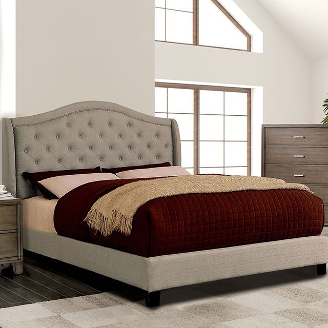 Furniture of America  Carly  Bed