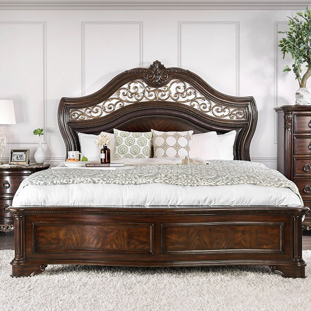 Furniture Of America Menodora Bed