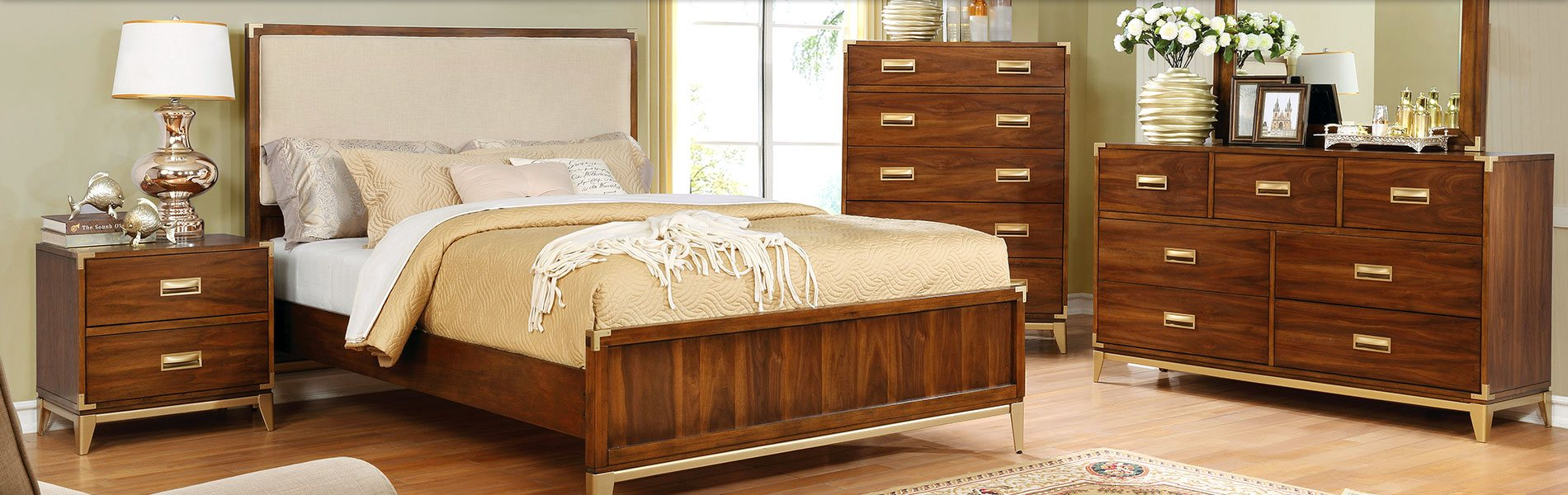 furniture of america | more value for less, always!