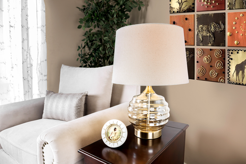 Furniture of America Table Lamp