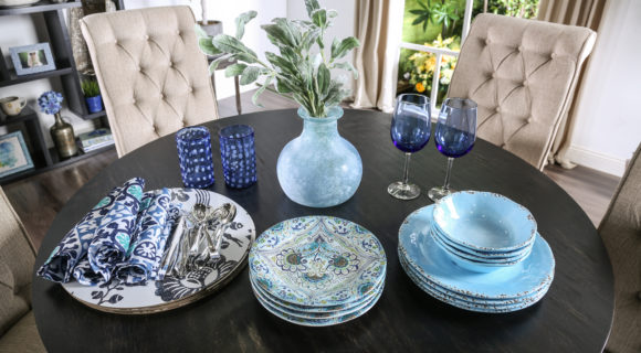 Designer's Corner: Setting the Table